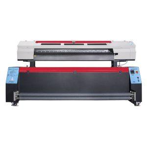 hot selling 1.8m wer ep1802t direkte flag printer stof printer