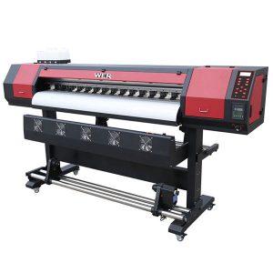 2880 * 1440dpi dx5 skrivehoved 420 * 800mm øko opløsningsmiddel printer