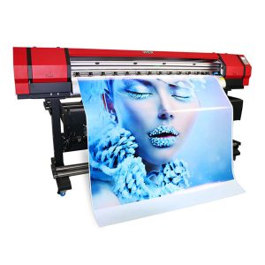 1440dpi dx7 printhoved stor formatroland eco solvent printer med pris