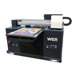 a4 størrelse l800 telefon case uv print maskine