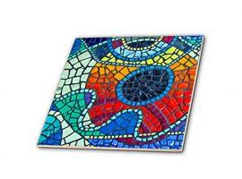 Mosaic flise