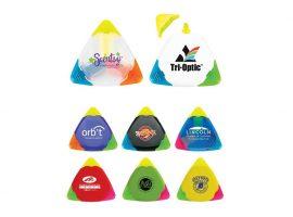 Triangulære highlighters