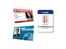 Variable data ID-kort