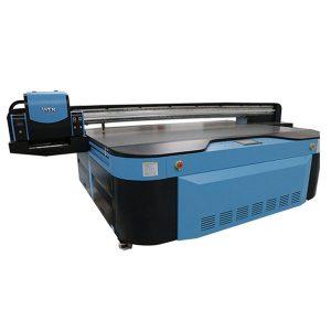 FAQ 1. Hvilke materialer kan UV-printer udskrive på? printere er multifunktionelle printere: det kan udskrive på ethvert materiale som telefonkasse, læder, træ, plastik, akryl, pen, golfbold, metal, keramik, glas, tekstil og stof osv. .. 2. Kan LED UV-printer print prægning effekt? Ja, det kan præsentere prægningseffekt, for yderligere information eller prøvebilleder, kontakt venligst vores repræsentative sælger. 3.Do det skal sprøjtes en forbelægning? Haiwn UV printer kan udskrive hvide blæk direkte og ikke behov for forudbelægning. 4.Hvordan kan vi begynde at bruge printeren? Vi sender håndbogen og undervisningsvideoen med printerens pakke. Før du bruger maskinen, skal du læse manualen og se undervisningsvideoen og fungere som instruktionerne. Vi vil også tilbyde fremragende service ved at tilbyde gratis teknisk support online. 5. Hvad med garantien? Vores fabrik leverer et års garanti: eventuelle dele (undtagen printhoved, blækpumpe og blækpatroner) spørgsmål om normal brug, vil give nye inden for et år (ikke inkluderet fragtomkostninger). Ud over et år, kun gebyr til kostpris. 6. Hvad er trykningskosten? Normalt kan 1,25 ml blæk understøtte at udskrive et A3 fuldstørrelse billede. Udskrivning er meget lav. 7. Hvordan kan jeg justere udskriftshøjden? Haiwn printer installerer infrarød sensor, så printeren kan registrere højden af udskriftsobjekter automatisk. 8. hvor kan jeg købe reservedele og blæk? Vores fabrik tilbyder også reservedele og blæk, du kan købe direkte fra vores fabrik eller andre leverandører på dit lokale marked. 9. Hvad med vedligeholdelse af printeren? Om vedligeholdelse foreslår vi at tænde printeren en gang om dagen. Hvis du ikke bruger printeren mere end 3 dage, skal du rengøre skrivehovedet med rengøringsvæske og lægge beskyttelseskassetterne på printeren (beskyttelseskassetter er specielt brugt til at beskytte skrivehovedet)