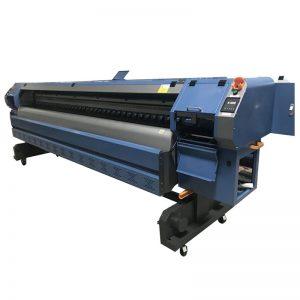 høj hastighed 3,2m opløsningsmiddel printer, digital flex banner trykkeri K3204I